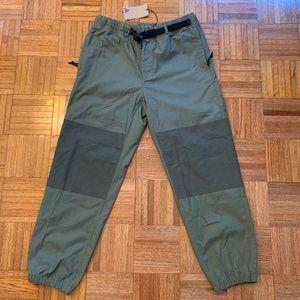 Nike ACG Retro Medium Olive Trail Pants SMALL